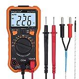 Pocket Digital Multimeter Auto Ranging Digital Multimeters Digital Multi Tester - AC DC Voltage DC Current...