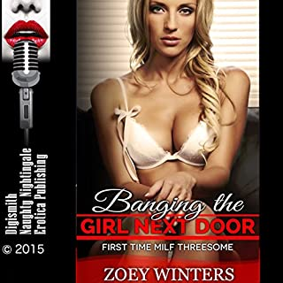 Banging the Girl Next Door audiobook cover art