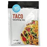 Amazon Brand - Happy Belly Taco Seasoning Mix, 1 Ounce