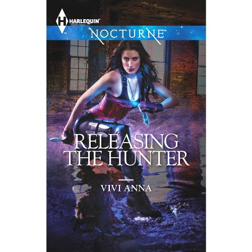 Releasing the Hunter audiobook cover art