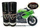 Kustom Canz Kawasaki Lime Green - 12oz Aerosol can KIT - Paint Code 777