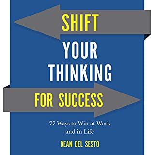 Shift Your Thinking for Success audiobook cover art
