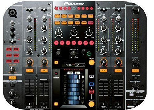 Pioneer DJM 2000 DJ Mixer Muismat sherrys lager TM