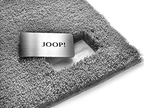 Joop! Badteppich Luxury Basalt, 50x60 cm
