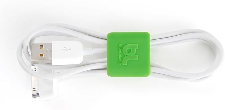 teléfono red Cable Clip Bluelounge cableclips-De Datos Usb De Audio Cables de alimentación