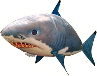 helium shark toy