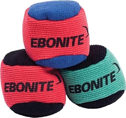 Ebonite Ultra Dry Grip Ball, Bowling-Zubehör (Farben können variieren)