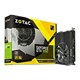 Zotac GeForce GTX 1050 Mini GeForce GTX 1050 2Go GDDR5 - Cartes Graphiques (NVIDIA, GeForce GTX...