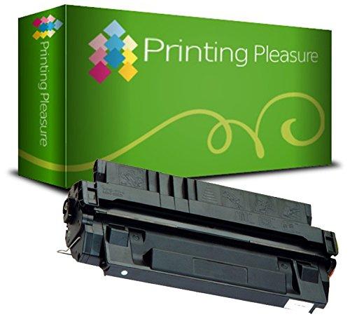 Printing Pleasure Premium Toner Schwarz kompatibel für HP Laserjet 5000 5000DN 5000N 5100 5100DTN Canon LBP-840 LBP-850 LBP-870 LBP-910 LBP-1610 LBP-1620 LBP-1810 imageRUNNER 2200 LP-3000 LP-3010