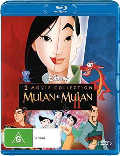 Mulan / Mulan 2 [Blu-ray]