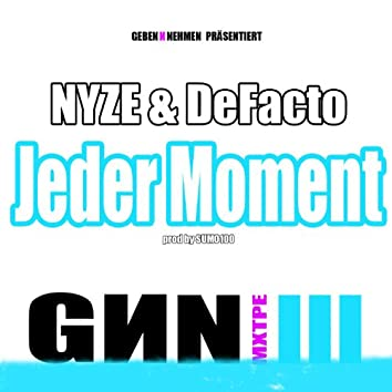 Jeder Moment (feat. DeFacto)