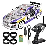 RC Drift Car Toy, 1/10 4WD Control Remoto Drift Coche RC Racing Car...
