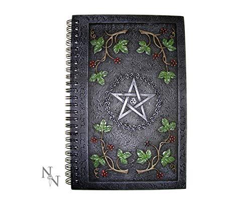 Nemesis Now Carnet Wicca livre des ombres