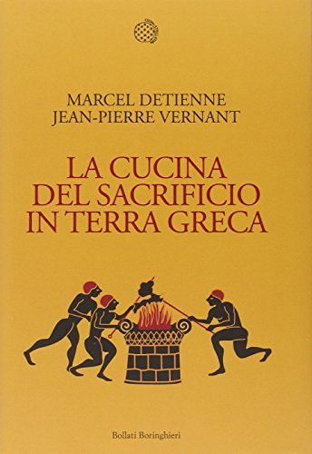 La cucina del sacrificio in terra greca