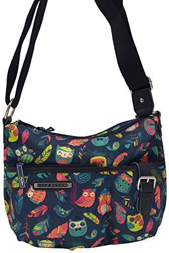 Lily Bloom Kathryn Hobo Bag (Flock Together)