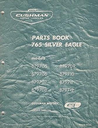 Amazon com: Cushman Eagle Manual: Books