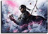 Ghost of Tsushima Leinwandkunst Poster und Wandkunst