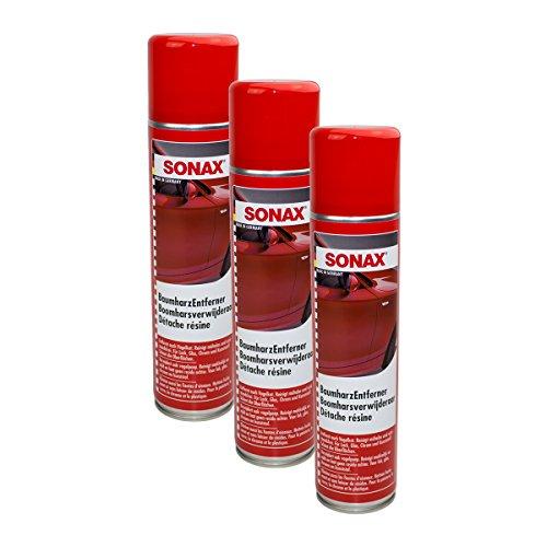 SONAX 3X 03903000 BaumharzEntferner Reiniger 400ml