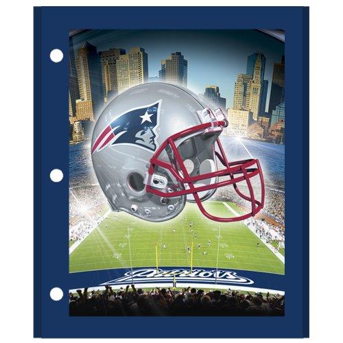BRAX NFL New England Patriots 3D Portfolio