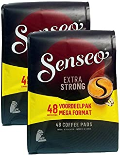 Senseo Extra Strong Coffee Pods 96-count Pods