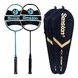 Senston N80 Graphite High-Grade Badminton Racquet...