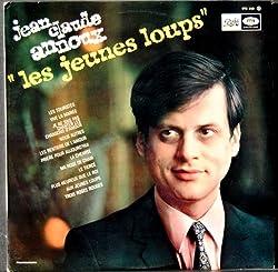 1 Disque Vinyle LP 33 Tours - Jean-Claude Annoux - Festival 230 - Les Jeunes Loups - (1 disque vinyle 33t)