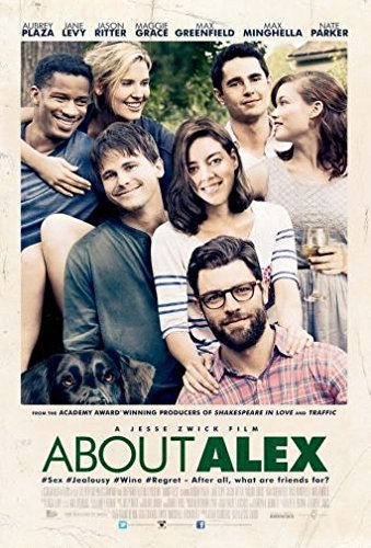 About Alex Movie Poster 11'x17' Mini Poster