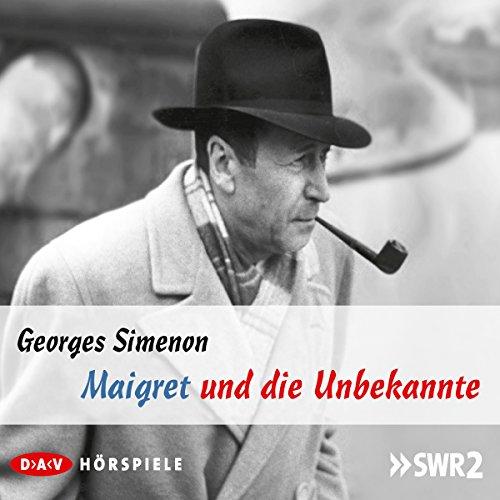 Maigret und die Unbekannte Titelbild
