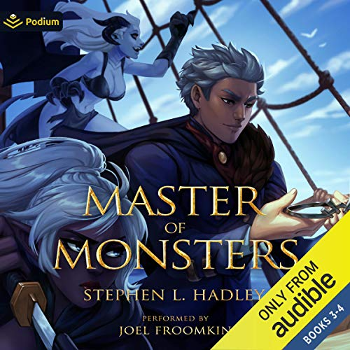 Master of Monsters: Publisher's Pack 2 cover art