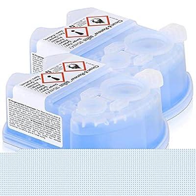 Reinigungskartusche 'Clean&Charge' 2-er Pack