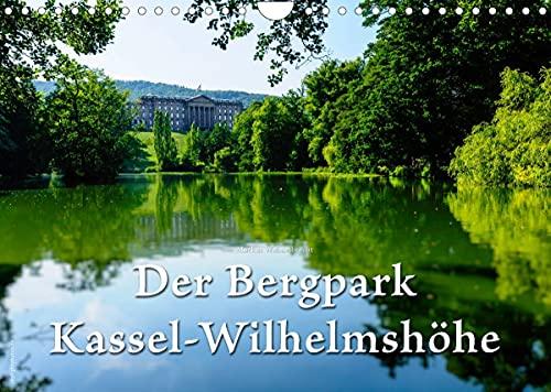 Der Bergpark Kassel-Wilhelmshöhe (Wandkalender 2022 DIN A4 quer)