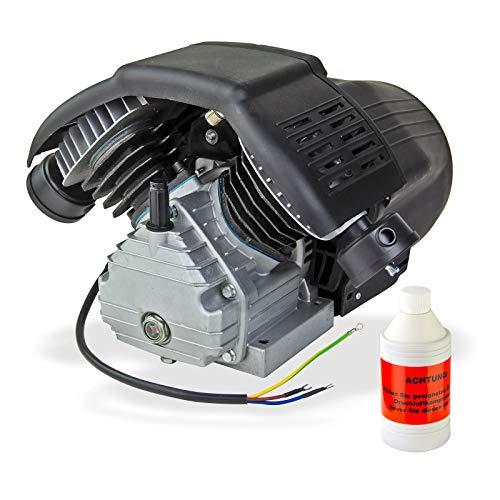 Kompressoraggregat 400/8-2200W für 24208 ab 08/18 Kompressor Kolbenkompressor Doppelkolbenkompressor V-Zylinder V-Aggregat