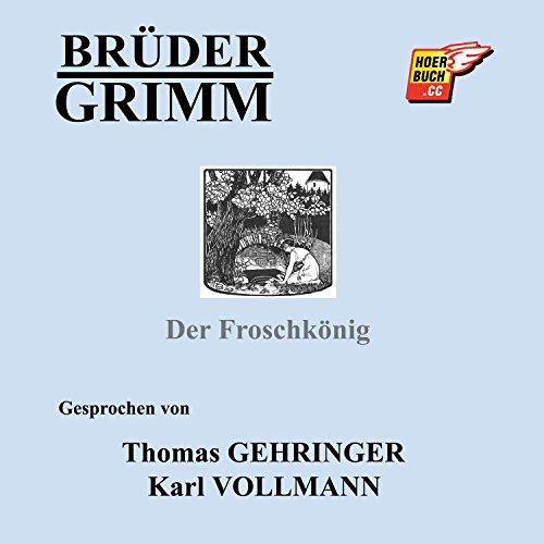Der Froschkönig cover art