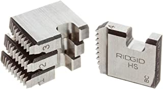 Ridgid 37920 Manual Pipe Threader Die, High Speed, for Stainless Steel Right Hand, 3/4-Inch