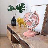 LGR ベッドベッドルームクリエイティブパーソナリティLEDヘッドランプ学生読書デスクランプグローブファッションシンプル子供用ランプ1 * E27(28 * 38CM)明るい(色:ピンク)