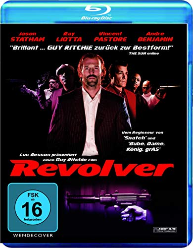 Revolver [Blu-ray]