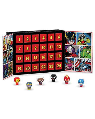 Horror-Shop Marvel Funko POP! Adventskalender für Fans der Avengers und Co.