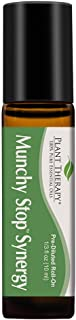 Plant Therapy Munchy Stop Synergy Pre-Dilute Essential Oil Roll-On 10 mL 100% Pure, Therapeutic Grade