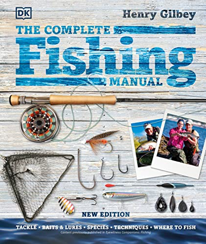 Compare Textbook Prices for The Complete Fishing Manual  ISBN 9780744034165 by Gilbey, Henry