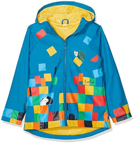 Tuc Tuc Prenda NIÑO Folk Abrigo, Azul (Azul 00), One Size (Tamaño...