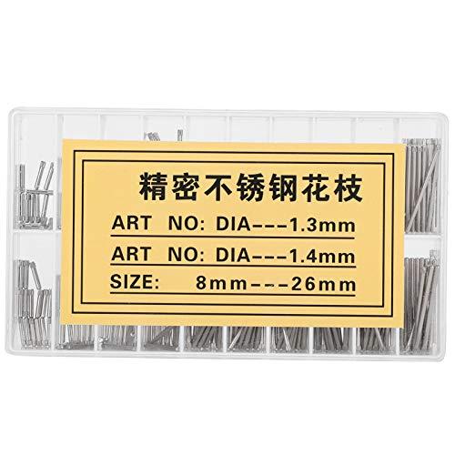Juego de reparación de relojes de 1,3 mm/1,4 mm, 8 – 26 mm