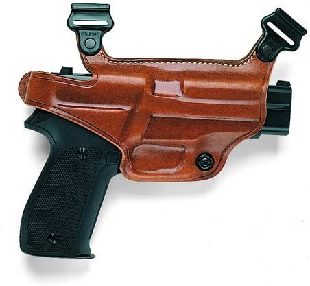 Galco S3H Shoulder Holster Component Max 73% OFF Tan 472 Safety and trust - Hand Right