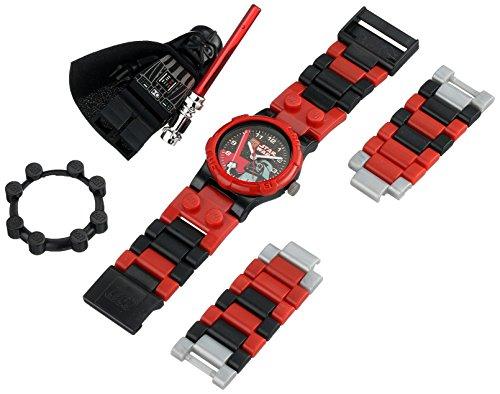 Universal Trends CT46125 - Lego Star Wars Kinderuhr - Darth Vader