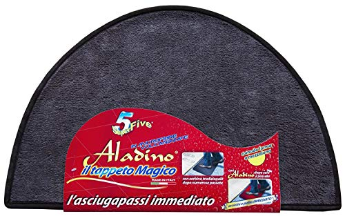 Aladino - Alfombra secadora de microfibra Vulcanizada