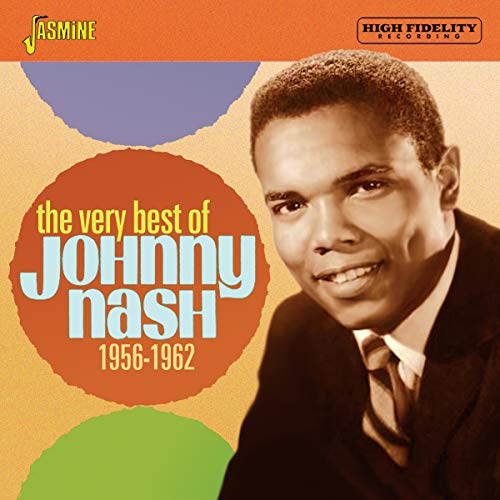 Very Best of Johnny Nash: 1956-1962 [Import]