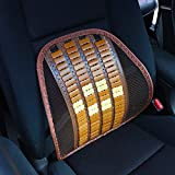 Auto voiture taille dos respirant lombaire Masaje lombaire dossier coussin voiture intérieur fournitures été siège voiture accessoires (Nom de la couleur : 03)