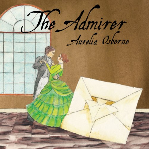 The Admirer audiobook cover art