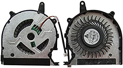HK-part Replacement Fan for Sony Vaio VPCF VPCF2 VPCF21 VPC-F VPC-F215 VPC-F21 VPC-F2 Series Cpu Heatsink Cooling Fan UDQFLRR04CF0 300-0001-1909 3-Pin 3-Wire