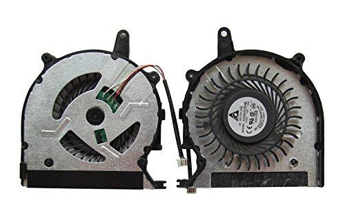 HK-part Replacement Fan for Sony Vaio Pro 13 Svp13 Svp13a Svp132 Svp132a Svp132A1 Cpu Cooling Fan 4-Pin 4-Wire DC5V