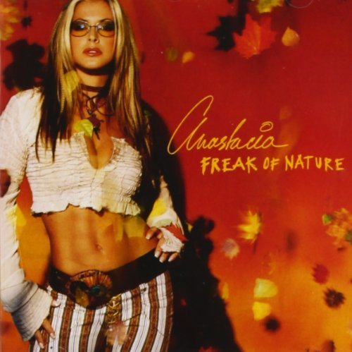 Freak of Nature by Anastacia (2001) Audio CD